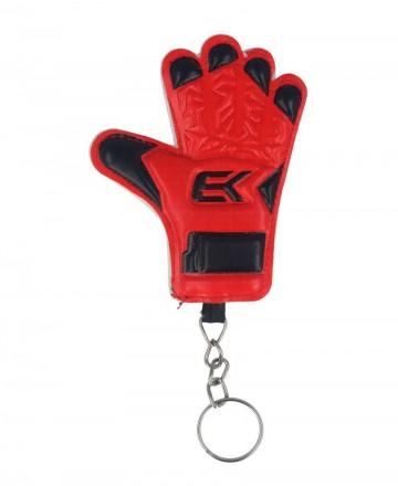 Ek Devil goalkeeper glove keychain