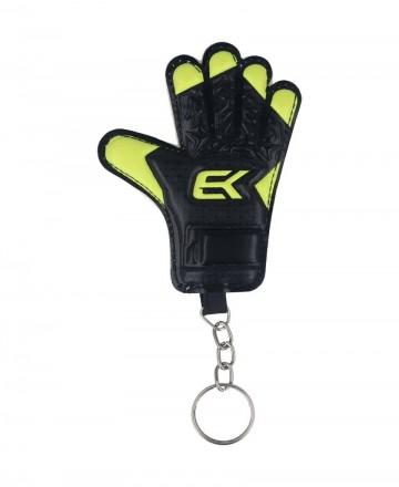 Ek Dana goalkeeper glove keychain