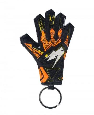 Kaliaaer goalkeeper glove keychain