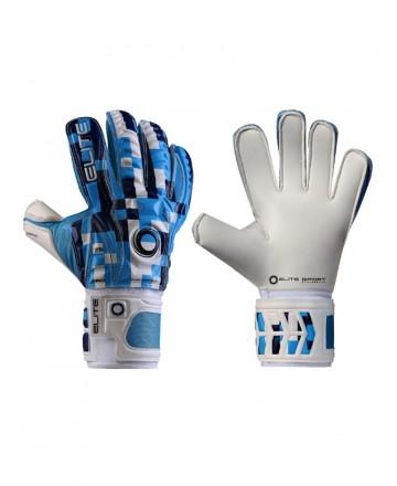 Goalkeeper Gloves Elite Sport Neo Black