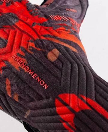 Goalkeeper gloves HO red Phenomenon