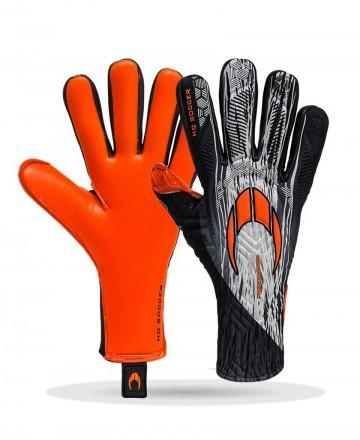 Ho Phenomenon Magnetic II Skull Orange Shadow Gloves