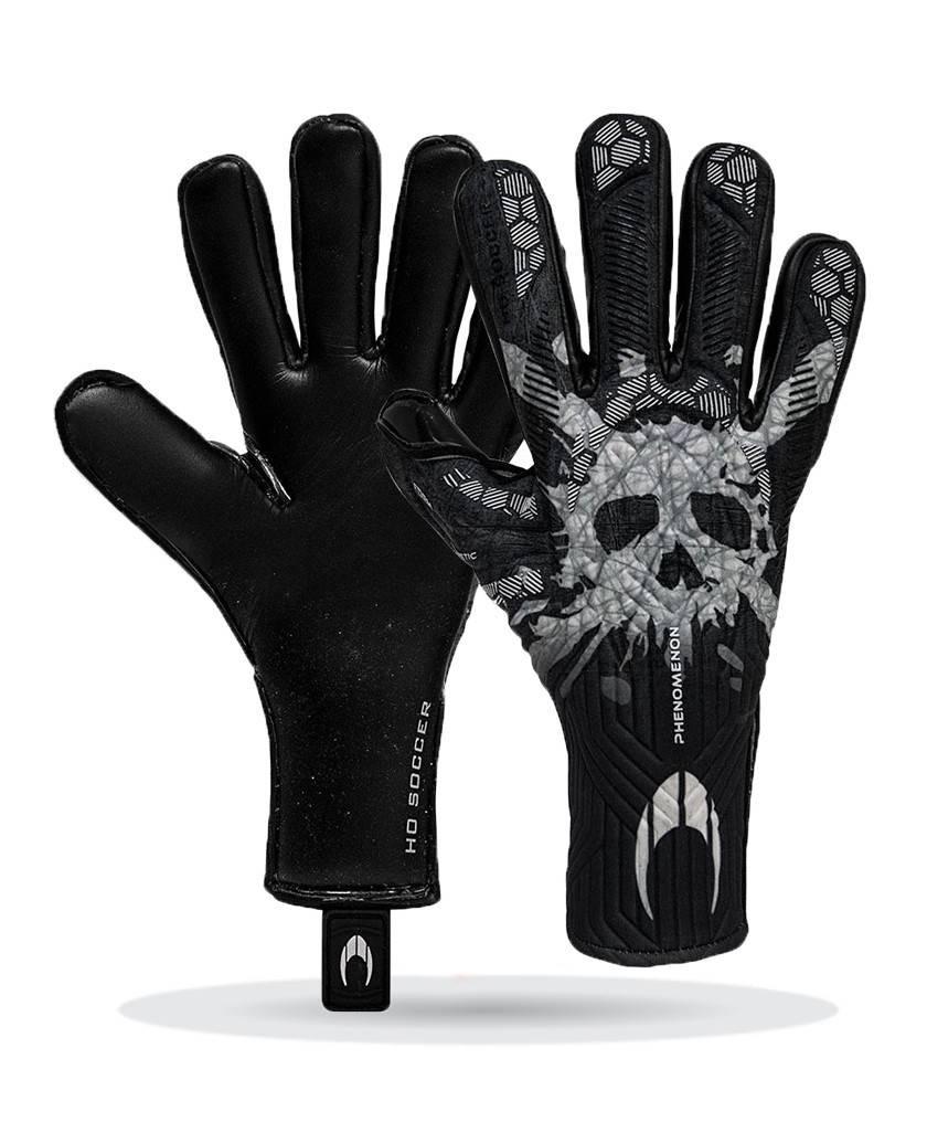 Ho Phenomenon Magnetic II Skull White Gloves