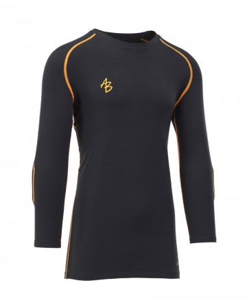Thermal T-shirt with AB1 Accademia 3/4 protections