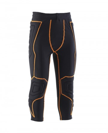 Pantalón malla con protecciones AB1 Accademia 3/4