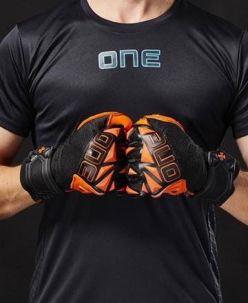 Guantes One Gloves Blaze naranjas