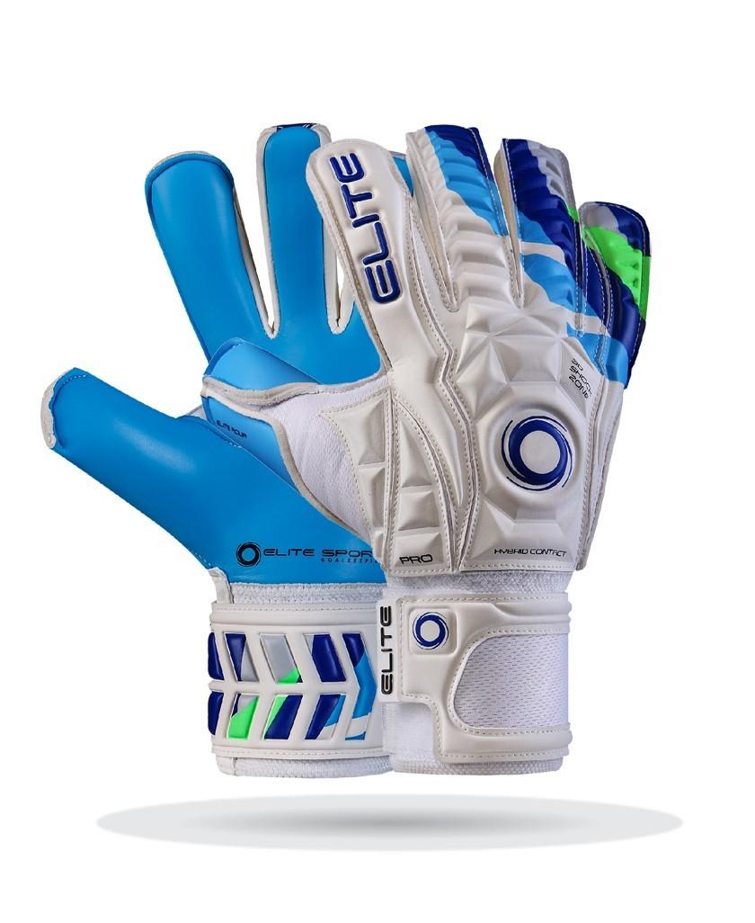 Goalkeeper gloves Elite Aqua H