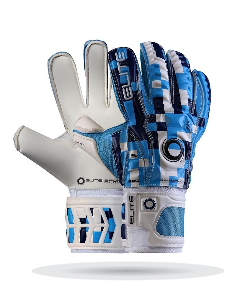 Elite Aqua Goalkeeper Gloves
