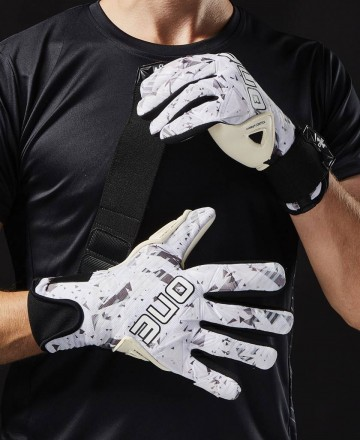 One Gloves SLYR Lite Arcwolf blancos