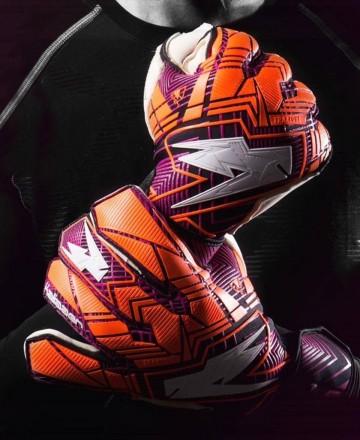 custom kid goalkeeper gloves