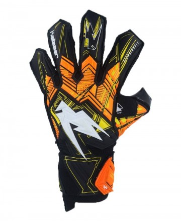 Kaliaaer goalkeeper gloves with Extension cut