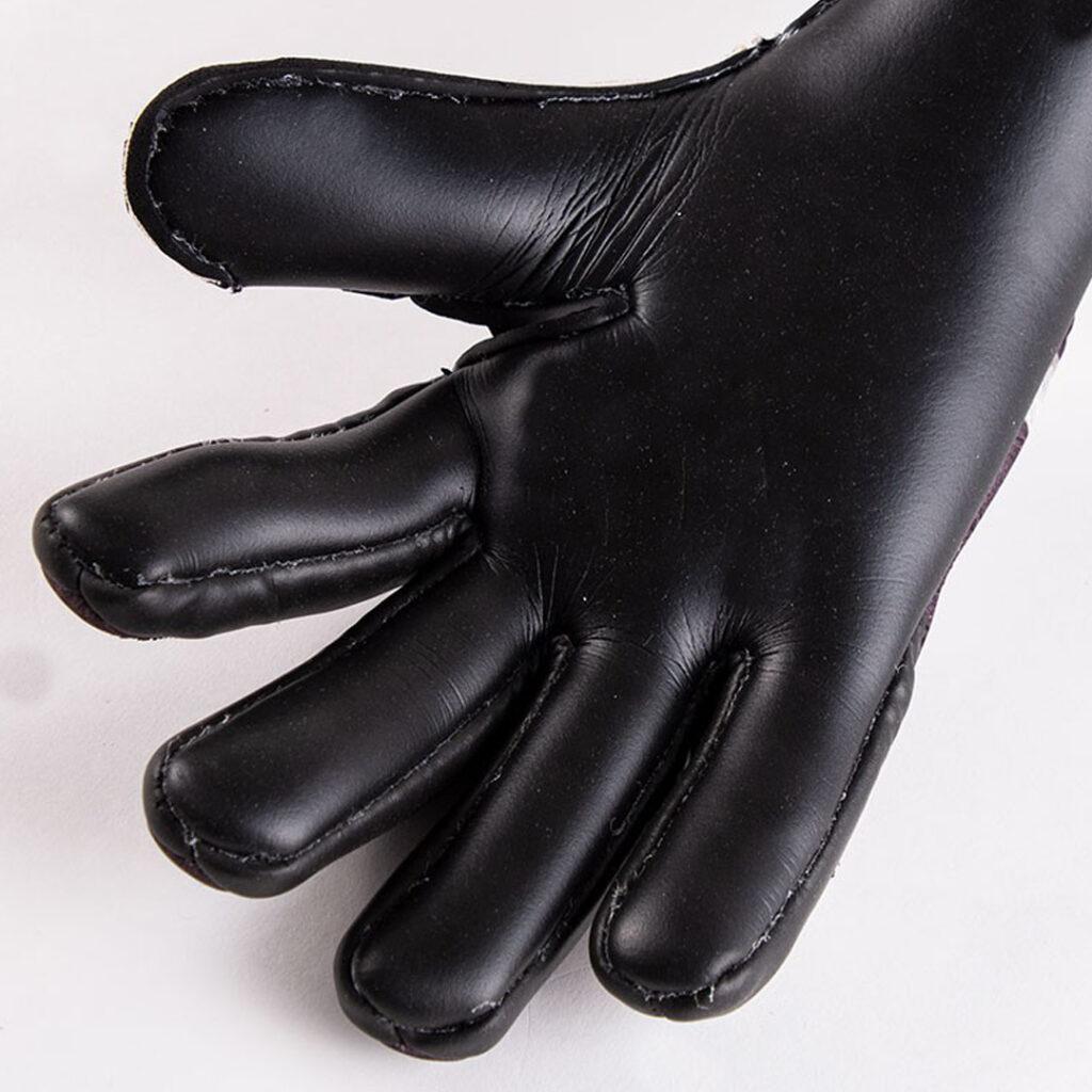 tipos de corte en la palma de guantes de portero